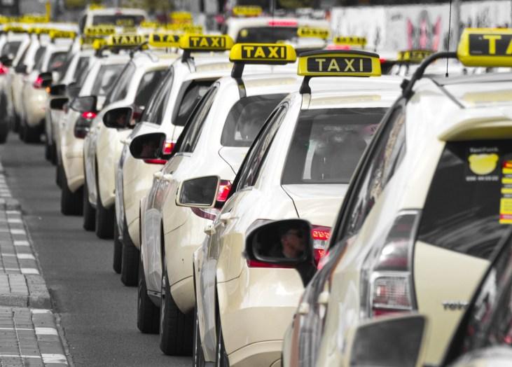 Taxi Jam Traffic Strike Vehicle  - wal_172619 / Pixabay