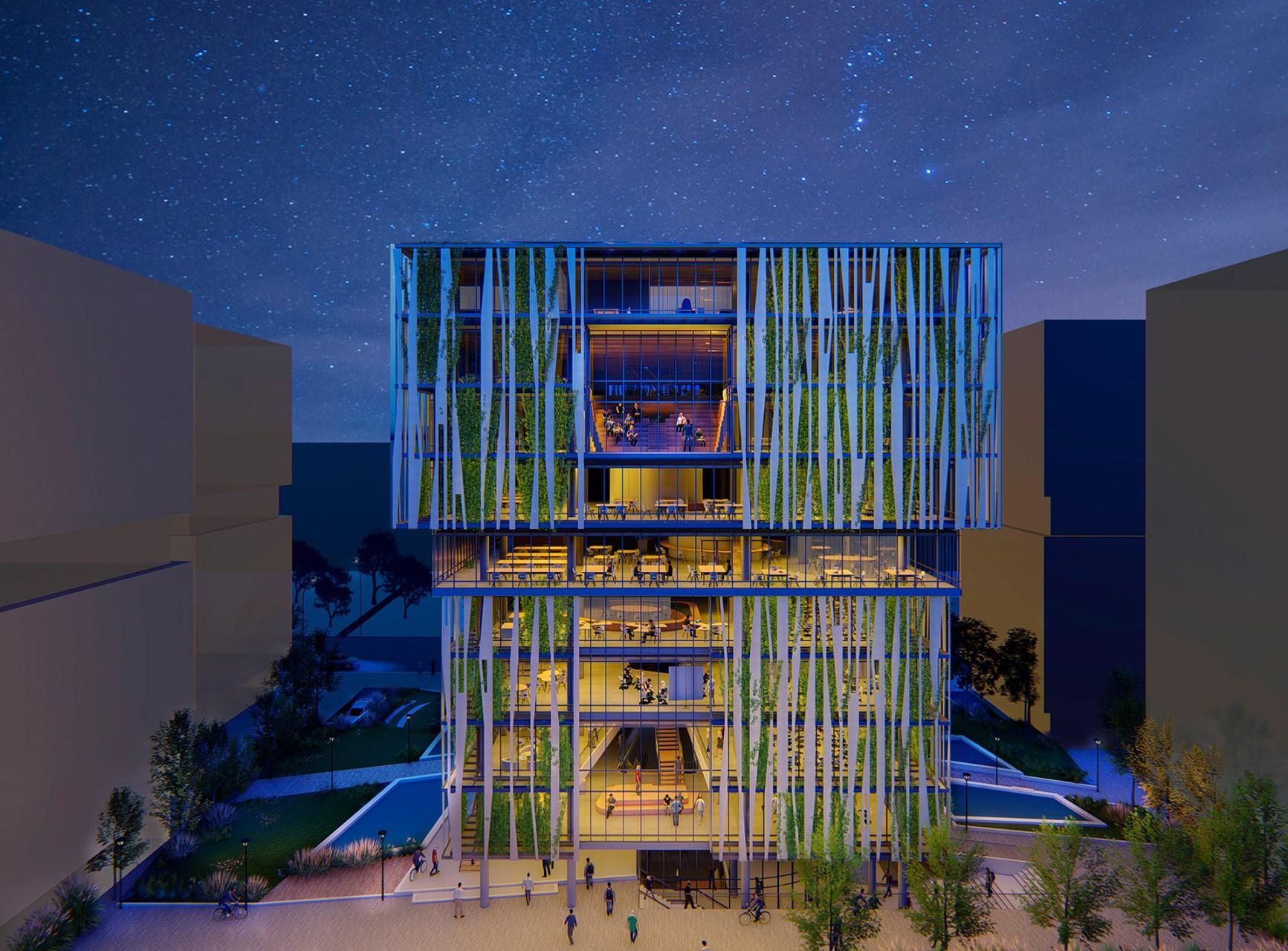 Concurso Edificio Educación del Futuro