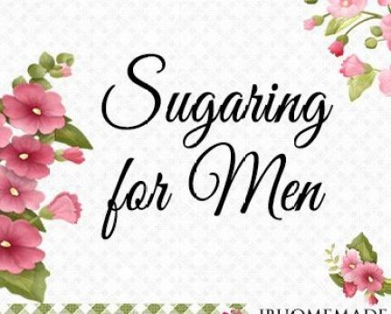 Sugaring for Men Board Cover