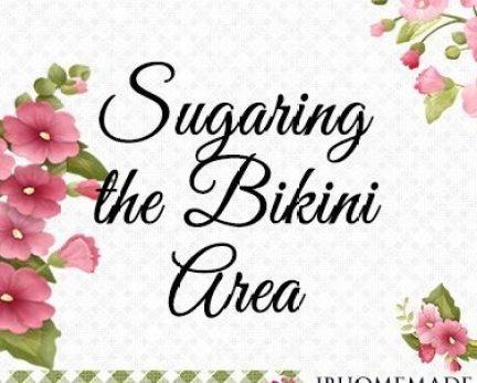 Sugaring the Bikini Area Board Cover