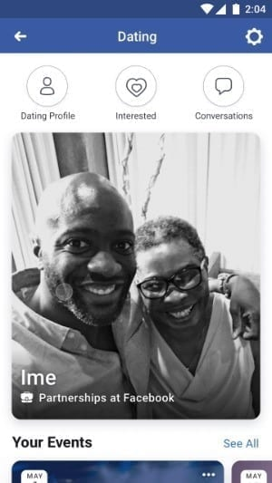 Facebook announces dating feature for meeting non-friends 1