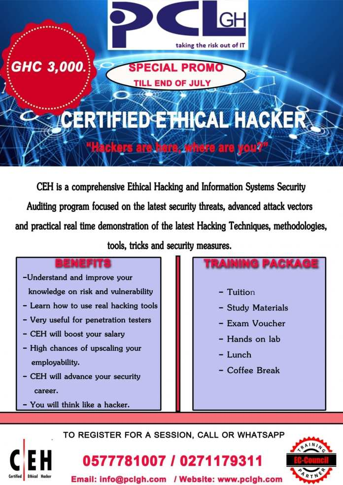 Certified Ethical Hacking (CEH)