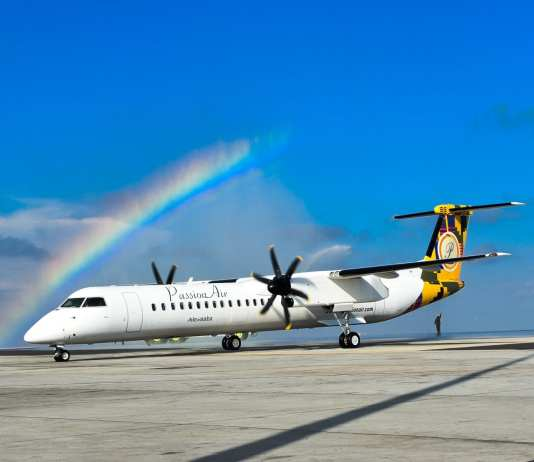 Passion Air takes delivery of second aircraft