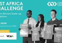 Applications are now opened for the MEST Africa Challenge 2019 with a $50,000 prize. The application closes by February 15, 2019..