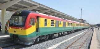 Ghana re-launches the railway service to connect the capital, Accra, to the industrial hub, Tema. The Railway Company is offering free rides for two weeks