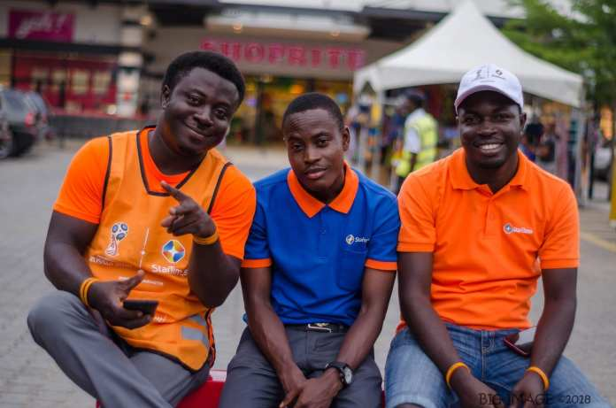 list of StarTimes Ghana Dealers contacts