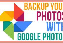 Google Photos is a cross-platform storage platform & one of the best places to back up your photos, here is the steps to backup your photos