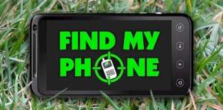 find lost android phone with Find My Phone