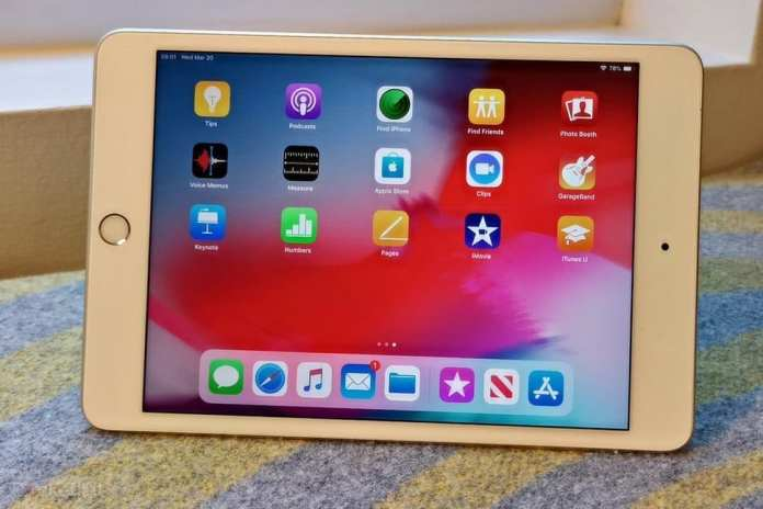 how to take screenshots on different iPads