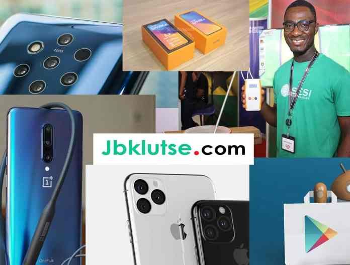 top tech headlines this week on JBKlutse.com — May 18, 2019