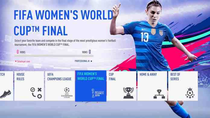 Cameroon and Nigeria women's team added to FIFA 19 roster list