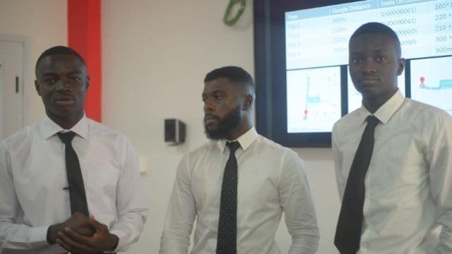 KNUST students develop vehicle occupancy detection system
