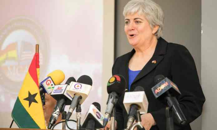 US government to help develop Ghana's IT & security capacities