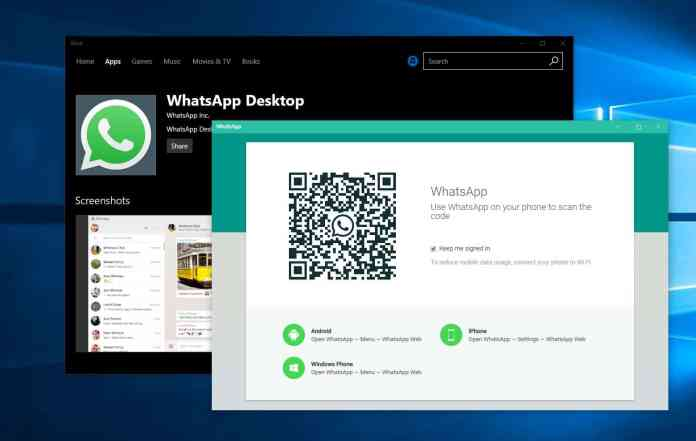 new WhatsApp Desktop app will work without your phone