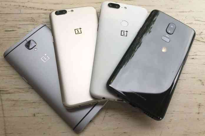 OnePlus smartphones getting Android 10