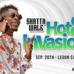 Shatta Wale Infinix Hot 8 invasion