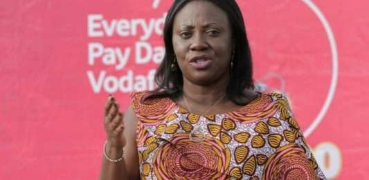 Vodafone Ghana CEO says mobile money shouldn't be taxed