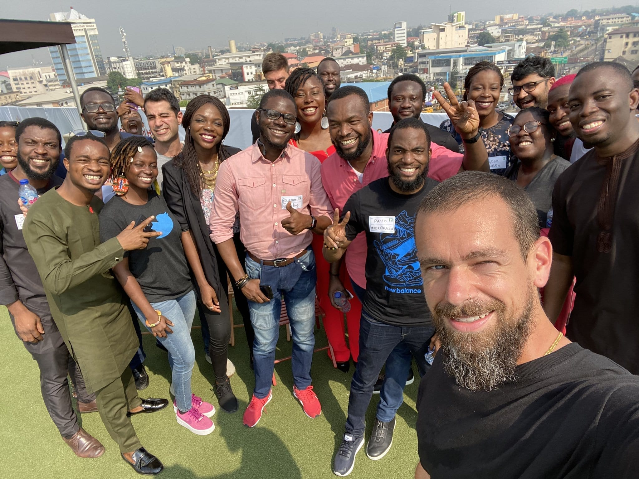 Twitter's Jack Dorsey says Africa will define the future of Bitcoin