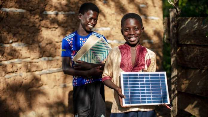Peg Africa - Pay-as-you-go solar home systems for West Africa