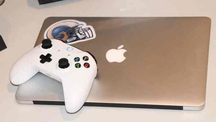 Connect PS4 and Xbox controllers to a Mac