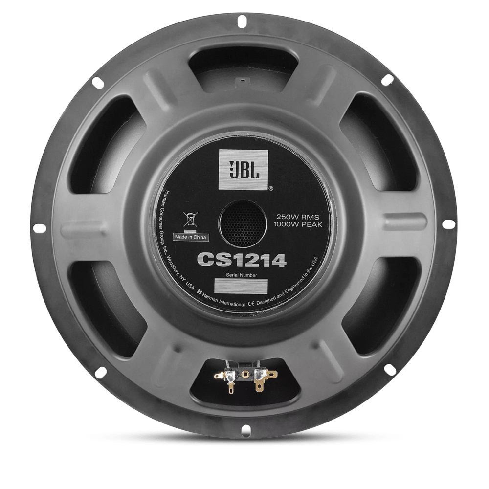medium resolution of cs1214 30 cm 12 inch subwoofer with double magnet suitable for enclosed bass reflex and bandpass boxes