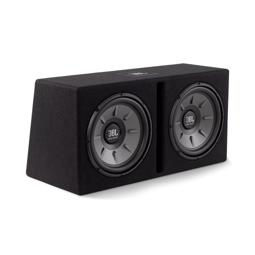 small resolution of stage 1220b subwoofer enclosure