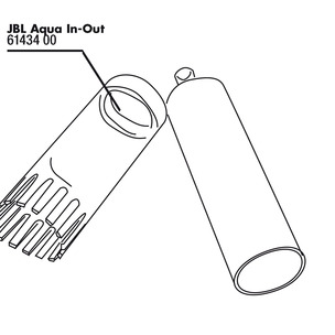 JBL Aqua In-Out cleaning comb kit