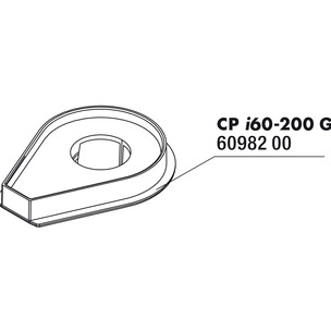 JBL CPi greenline impeller guard