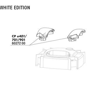 JBL CPe, poignée Tête de pompe WHITE