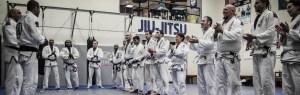 Brazilian Jiu Jitsu Training