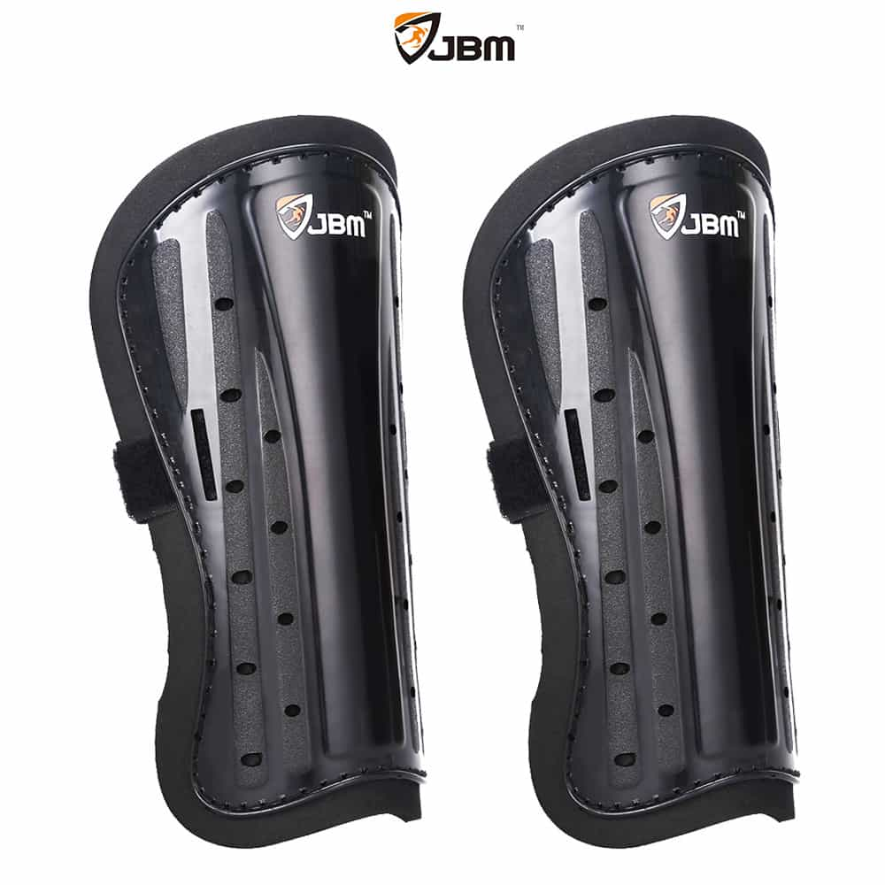 elbow chair stool track chairs for veterans buy jbm kids child soccer shin guards leg calf protective gear shinpads durable online from