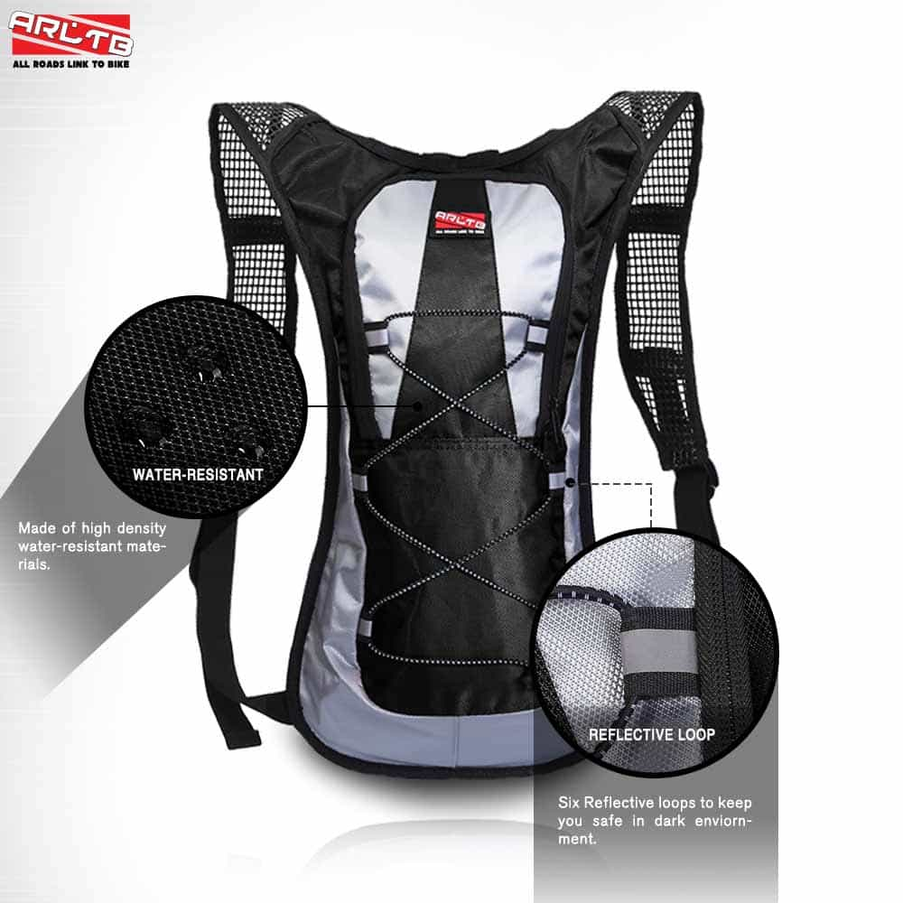 elbow chair stool adirondack chairs plans buy arltb 2l (70 oz) hydration pack (5 colors) backpack running cycling ...
