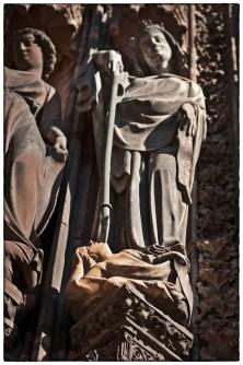 sainted violence - violent sainthood