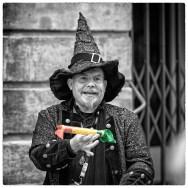 """Walter Andes at """"Bamberg zaubert"""" Contact: walterandes (at) yahoo (dot) de"""
