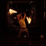 fire show III