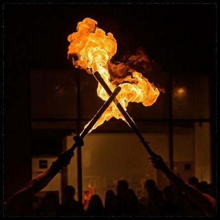 Feuershow X :)