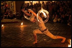 fire show VII