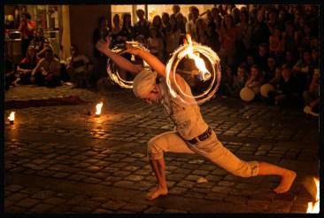 Feuershow VII