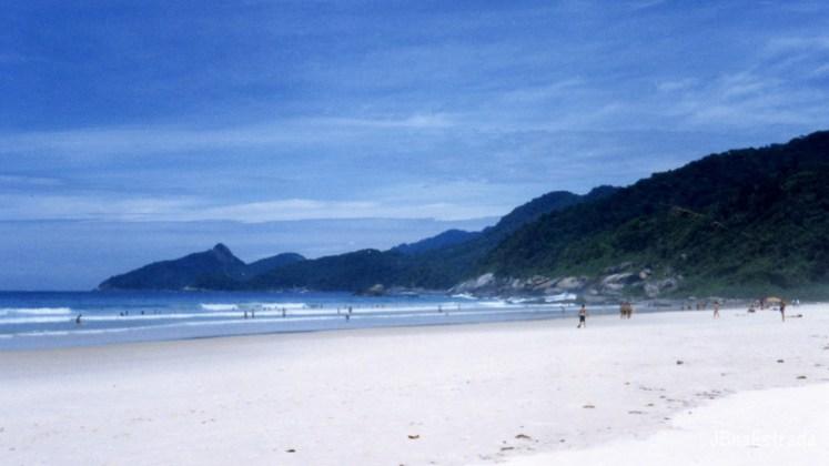 Brasil - Rio de Janeiro - Ilha Grande - Lopes Mendes