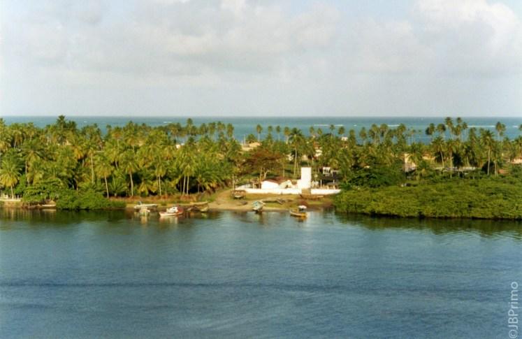 Brasil - Alagoas - Barra de Santo Antonio