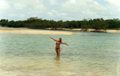 Brasil - Alagoas - Maceio - Praia de Paripueira