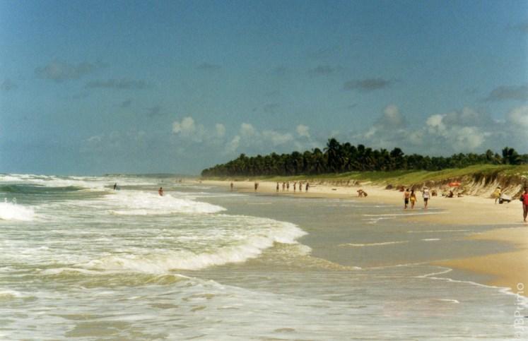 Brasil - Alagoas - Praia do Frances