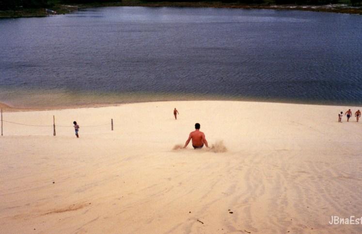 Brasil - Ceara - Cumbuco - Lagoa de Parnamirim
