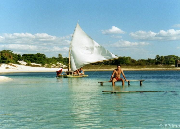 Brasil - Ceara - Jericoacoara - Lagoa Azul
