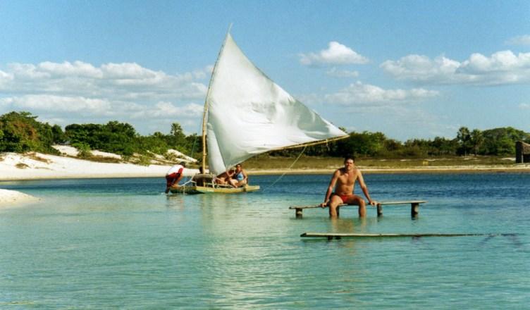 Brasil - Ceara - Jericoacoara - Lagoa Azul (Brasil Nordeste)