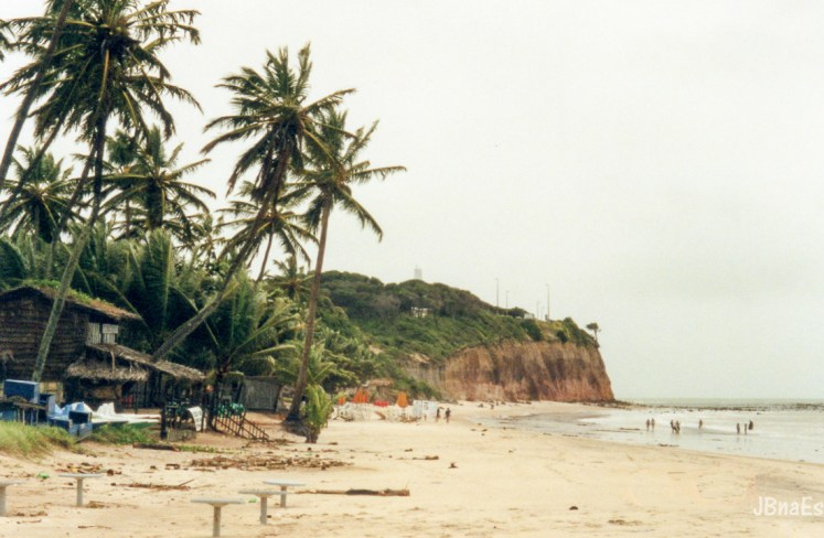 Brasil - Paraiba - Ponta do Seixas