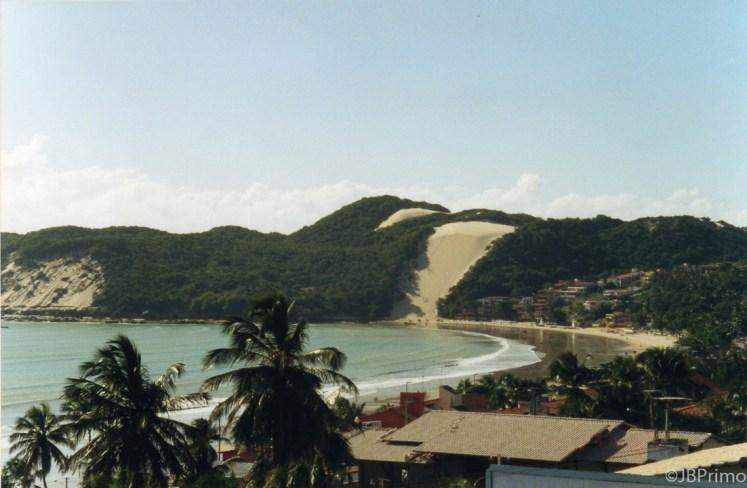 Brasil - Rio Grande do Norte - Natal - Praia de Ponta Negra - Morro do Careca