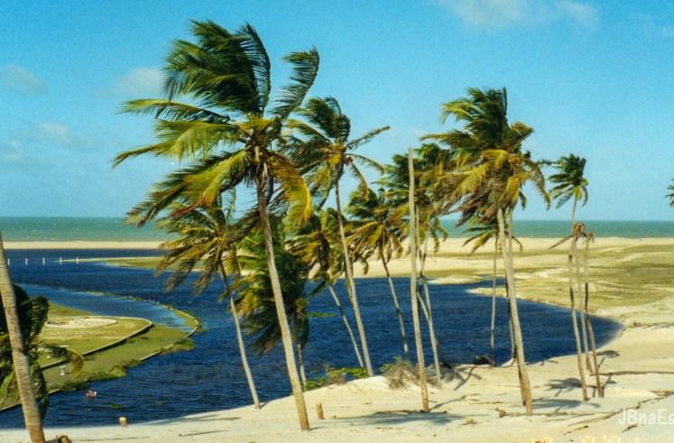 Brasil - Rio Grande do Norte - Praia de Punau