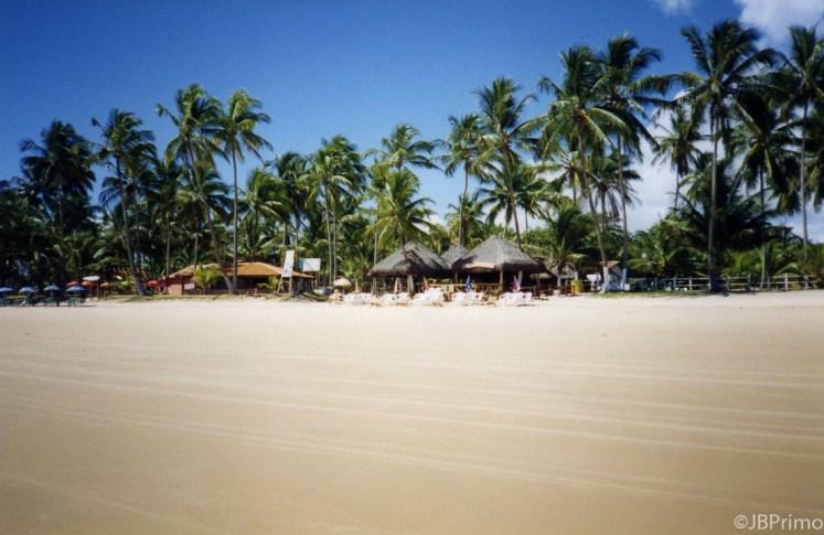 Brasil - Bahia - Peninsula de Marau - Taipus de Fora