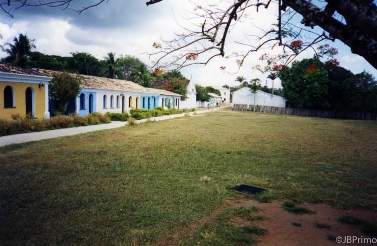 Brasil - Bahia - Porto Seguro - Cidade Historica